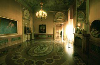 Interni Palazzo Massari