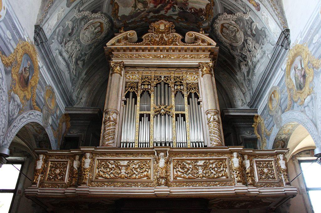 Organo San Giorgio