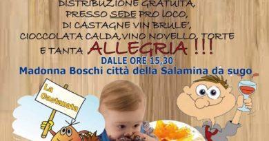 """Madonna Boschi – """"Castagne in piazza"""""""
