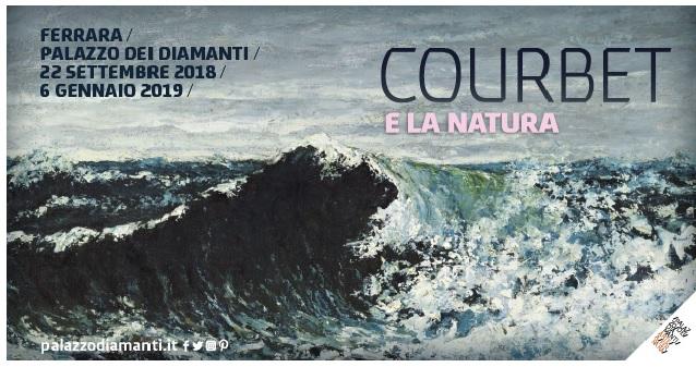 Gustave Courbet a Palazzo Diamanti – Ferrara
