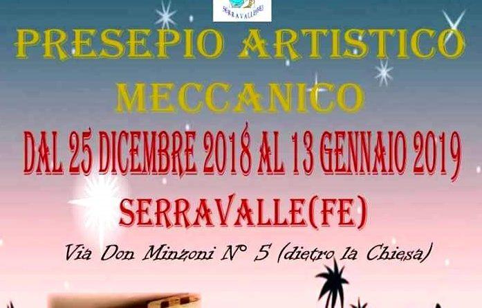 Presepe meccanico – Serravalle