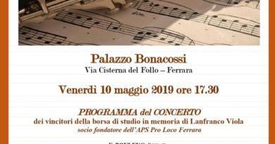 CONCERTO PER VIOLA-Borsa studio Conservatorio