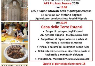 """INVITO alla """"Cena per San Giuliano"""""""